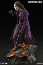 DC Sideshow Collectibles Batman Dark Knight The Joker Premium Format 1 4 Statue