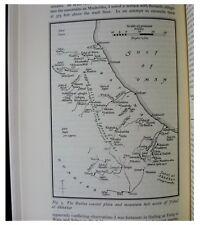 1928 Lees - OMAN - South-Eastern Arabia - BAHRAIN - Qatar - NOMAD TRIBES - 5