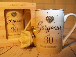 30TH BIRTHDAY GIFT PRESENT 30TH BIRTHDAY MUG LADIES GIRLS 30TH BIRTHDAY GIFT