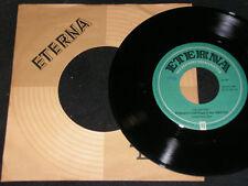 GÜNTHER RAMIN (Orgel)  J.S.Bach - Präludium und Fuge / DDR SP 1957 ETERNA 520041