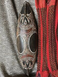 Old Papua New Guinea Siassi Island / Tami Islands Trading Bowl …beautiful collec