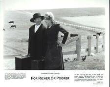 For Richer or Poorer (1997) 8x10 black & white photo #5