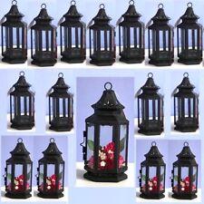 18 Black Lantern Small Candle Holder Wedding Centerpieces