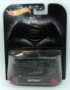 Hot Wheels 1/64 Scale Diecast DJF59 - Batman The Batwing