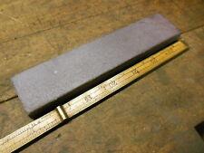 vintage blue Belgian razor hone old sharpening stone for knife or old tool