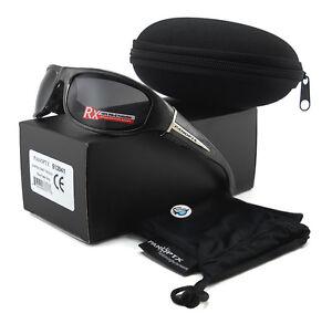 New 7eye Panoptx VORTEX Airdam Sunglasses | Grey Skulls / SharpView Gray Lens