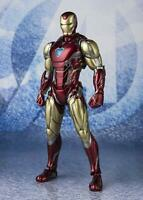 Bandai S.H.Figuarts Marvel Avengers 4 Iron Man Mark 85 MK 85 Action Figure f/s