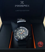 "Seiko SBDY005 ""Black Turtle""  Prospex Diver. 300 pcs. LIMITED EDITION!!"
