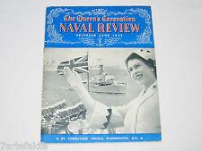 The Queen's Coronation Naval Review, Flottenparade Krönung Elizabeth II., 1953