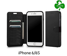For iPhone 6 6S Wallet Leather Case Flip Book Cover Pouch Card Pocket New