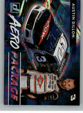 2021 Donruss NASCAR Racing RETAIL PARALLEL INSERTS Trading Cards Pick From List