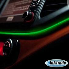 5m EL Neon Wire 12V Ambiente Effekt Kabel Licht Leucht Schnur Draht GRÜN