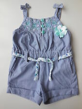 ADORABLE BABY GIRL PLAYSUIT SHORTALLS SIZE 000 FITS 0-3M *NEW