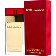 ❤️ DOLCE&GABBANA  DOLCE & GABBANA d&g RED BOX ORIGINAL 100ml,3.4 fl.oz.
