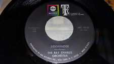 """RAY CHARLES Booty Butt / Sidewinder 7"""" 45 ABC Records TRC 1015 (1971) VG+"""