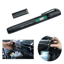 Pen with 5 LED Indicator Car Testing Tool Auto Brake Fluid Oil Tester Detection