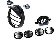 Combo Headlight+Tail+Indicator+Parking Grill For Royal Enfield Bullet