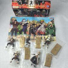 Naruto hokage  figure 5pcs Ninja Ningyo Collection  NEW RARE Bandai japan manga