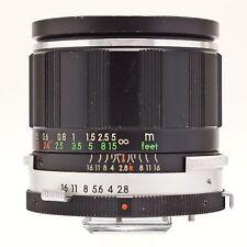 Miranda Soligor 28mm f/2.8 WIDE-AUTO - FAST WIDE M4:3 4:3 MIRRORLESS GREAT GLASS