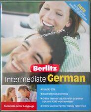 German Intermediate Language course by Berlitz