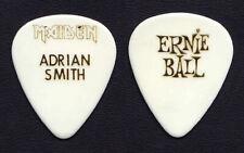 Iron Maiden Adrian Smith White Guitar Pick - 2003-2004 Dance of Death Tour