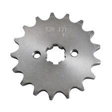 Engine Sprocket 17 Tooth Fit Mini Bike Go Cart Kart 17mm 428-17t 428 Chain