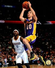 "Steve Nash ""Los Angeles Lakers"" NBA Licensed Unsigned 8x10 Mate Photo A2"