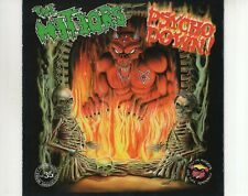 CD THE METEORSpsycho downNEAR MINT (B3075)
