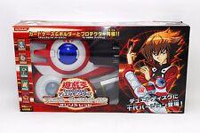 [Exc+++] Yu-Gi-Oh! Academy Duel Disk Osiris-Red Launcher w/ Bonus Cards #6082