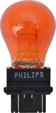 Turn Signal Light Bulb-Longerlife - Twin Blister Pack Front Philips 3057NALLB2