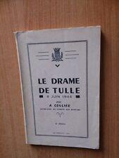 LE DRAME DE TULLE 9 juin 1944