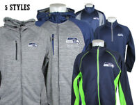 Seattle Seahawks NFL G-III Men's Performance Jackets