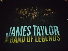 James Taylor Tour Shirt ( Used Size S ) Very Good Condition!!!