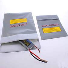 RC LiPo Batterie Etui Beutel Akku Tüte Schutz Tasche Guard battery bag b1