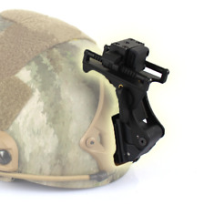 Tactical Hunting Metal Helmet NVG Mount For PVS14