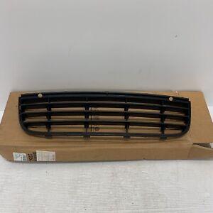 Genuine VW 1K0853677C 9B9 MK5 Golf Jetta GT Lower Bumper Centre Center Grille