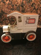 VINTAGE ERTL CO. REPLICA 1905 FORD'S FIRST DELIVERY CAR COIN BANK