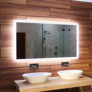 LED Miroir Lumineux Salle de Bain 3000K / 6000K - TUNISIA