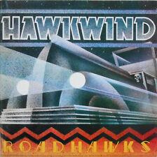 HAWKWIND ROADHAWKS LP 1975  EX