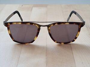 UNISEX New / Refurb Lindberg Strip Titanium 4507 T426 Col 10 Sunglasses DENMARK