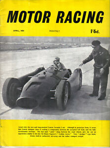 Motor Racing 04/1954 Ford 10 Mike Hawthorn Road Races MG Midget RA OHC Austin +