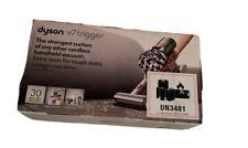 Dyson - V7 Trigger Bagless Cordless Hand Vac - Iron/Nickel