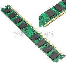 2GB Memory RAM DDR2 PC6400 PC2-5300/U 667/800MHZ 200/240Pin Desktop PC Memory AS