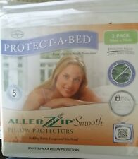 Mattress Encasement - Pillow Protectors by Protect a bed