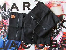 "NEW Marc By Marc Jacobs drawstring Jewelry Bag 5"" x 5"""