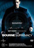 The Bourne Supremacy - Matt Damon - DVD R4 VGC #0438