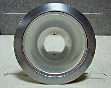 Juno Lighting 219HZ-SC 5-Inch Downlight Haze with Satin Chrome Trim