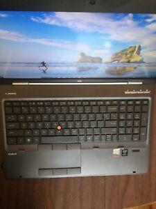 HP EliteBook 8570W i7-3630QM  24GB PC3L-1600MHz. RAM. 500GB Samsung EVO 870 SSD