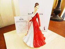 Royal Doulton Pretty Ladies Songs of Christmas JINGLE BELLS HN5699 Figurine NEW!