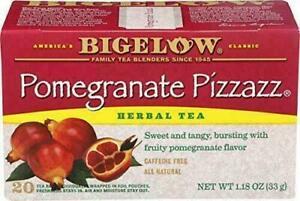 Bigelow Tea - Herb Tea Pomegranate Pizzazz